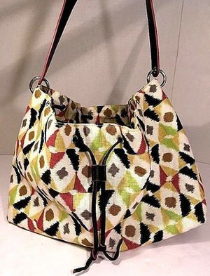 Stephanie Johnson multicolor hobo bag/purse. for Sale in Houston, TX