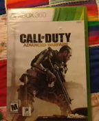 Advance Warfare Xbox 360 for Sale in Kingsport, TN