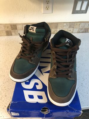 Nike Dunk SB Mid Patagonia Size 13 for Sale in Mesa, AZ