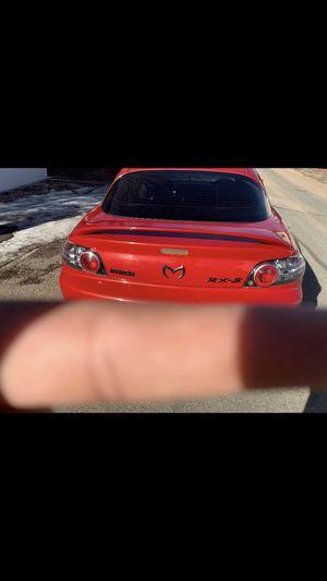 Mazda Rx8 for Sale in Denver, CO