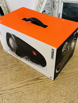 JBL XTREME Sealed Box Never Used Firm No Less $349 Plus Taxes In The Stores for Sale in Fresno,  CA
