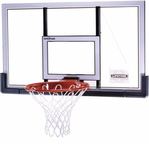 "48"" Shatter Guard Backboard and Rim Hoop Basketball System Goal Backboard Mount for Sale in Bethesda, MD"