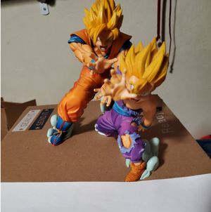 Dragon Ball Z Goku and Gohan Vs existence figure for Sale in Norwalk, CA