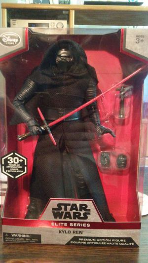 Kylo Ren action figure for Sale in Raleigh, NC