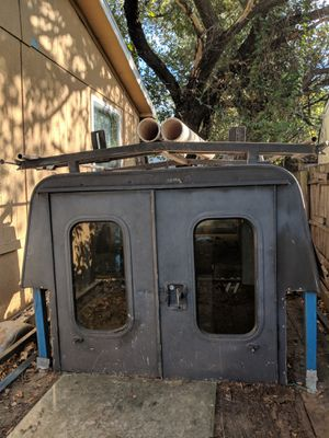 Utility/work pickup truck Camper for Sale in Grapevine, TX