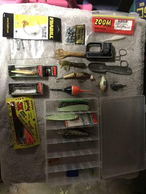 Fishing Equipment for Sale in Allouez, WI