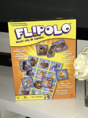 Flipolo board game for Sale in Port St. Lucie, FL
