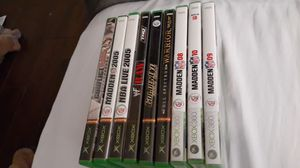 Xbox games for Sale in Tucson, AZ