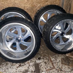 24x14 on 35s for Sale in Four Oaks, NC