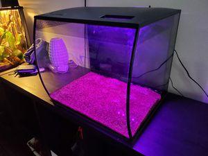 15 gallon aquarium for Sale in Monroe, WA