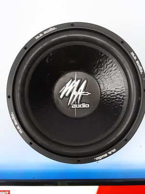 Subwoofer clock for Sale in Big Lake, MN