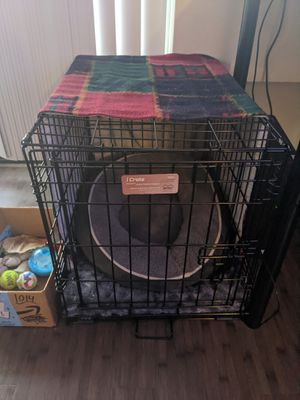 Collapseable Medium Dog Crate for Sale in Portland, OR