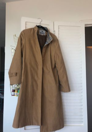 Burberry of London jacket for Sale in Visalia, CA