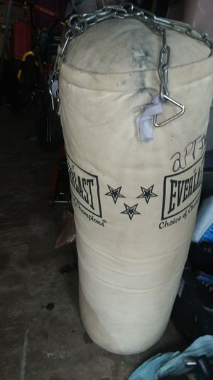 Punch bag 20 for Sale in Baraboo, WI