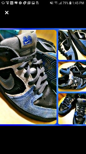 Like New Womens Blue and Black Nike 6.0 Shoes for Sale in Lexington, KY
