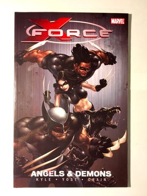 X-Men X Force Graphic Novel Comic Book Like New for Sale in Germantown, MD