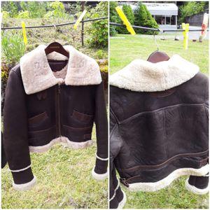 Womans Ugg Aviator Jacket for Sale in Darrington, WA
