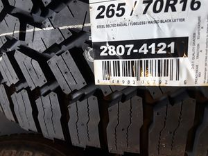 TOYOTA TACOMA [4] NEW TIRES for Sale in Los Angeles, CA