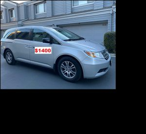 only$1400 Honda Odyssey for Sale in Richmond, VA