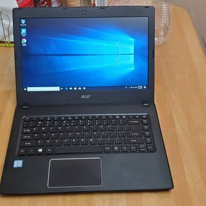 ACER LAPTOP 14inch INTEL i3-6200-2,5hz, 4GB RAM, 128GB SSD, WIN-10, Led Keyboard for Sale in Los Angeles, CA