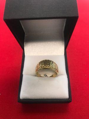 14k gold diamond cut ring 2910-24274D-01 for Sale in Phoenix, AZ