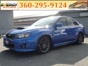 2011 Subaru Impreza WRX Limited for Sale in Monroe, WA