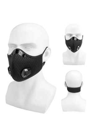 Sports Mask w/ 2 exhalation valves for Sale in Valley Stream, NY