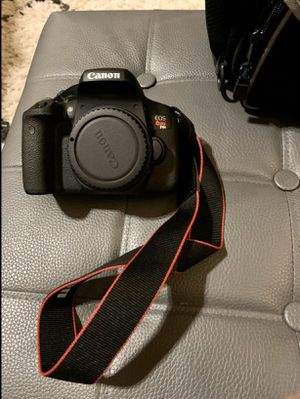 Canon EOS Rebel T6i for Sale in Pinetop, AZ