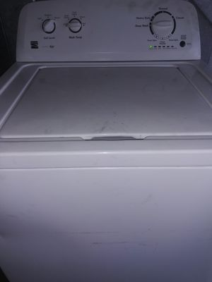 WASHER. KENMORE 100 SERIES XL CAPACITY for Sale in Phoenix, AZ