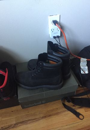 Timberland boots 9.5 for Sale in Brick Township, NJ