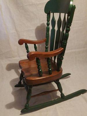 Vintage Windsor Rocking Chair for Sale in Soperton, GA