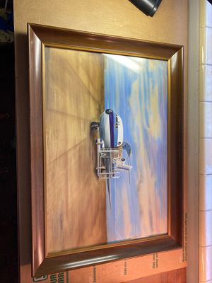Eastern Airlines original acrylic painting for Sale in Tampa, FL