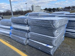 New Queen Mattrress- Double - Side -come with Box Spring - Free Delivery 🚚 Today for Sale in Laurel, MD