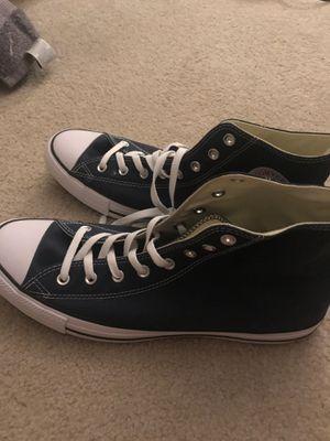 Blue converse size 13 for Sale in Longwood, FL