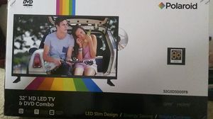 """POLAROID """"32""""inch HD LED &DVD COMBO TV for Sale in Vancouver, WA"""