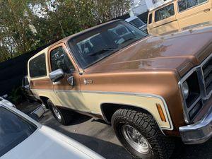 1979 Chevy blazer 4 x 4 for Sale in Gulf Stream, FL