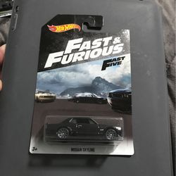 💥Hot Wheels Nissan Skyline/Fast & Furious-👀LQQK!💥 for Sale in Vancouver,  WA