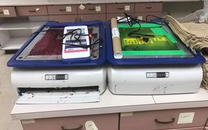 2 yudu screen printer machines for Sale in Clarksville, TN