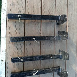4 Torque Lift Camper Assesory Brackets for Sale in Grayland, WA