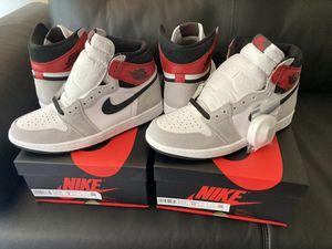 Nike Air Jordan Retro 1 High OG Light Smoke Grey Sizes 8, 9, 10 for Sale in Seattle, WA