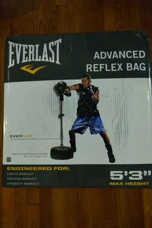 Everlast Freestanding Reflex Bag for Sale in Boston, MA