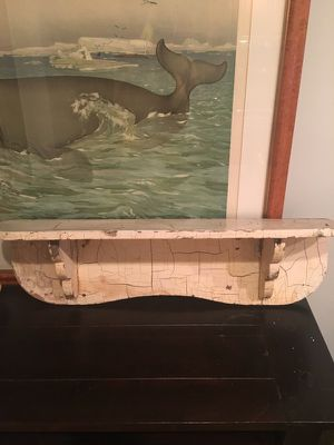 Antique wooden shelf made w/ solid wood for Sale in Washington, DC