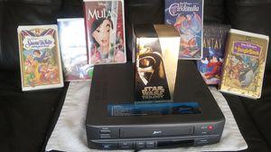Zenith DVD Payler and Walt Disney movies for Sale in Salt Lake City, UT