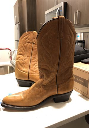 New cowboy boots (worn once in the house) for Sale in Nashville, TN