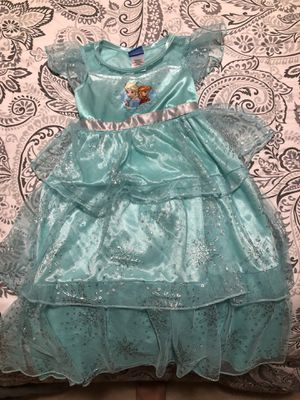 Frozen nightgown/ dress for Sale in Mercer Island, WA