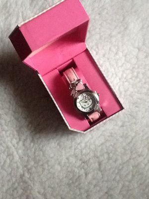 Hello Kitty Girls Watch...Silver With Leather Strap for Sale in Dallas, TX