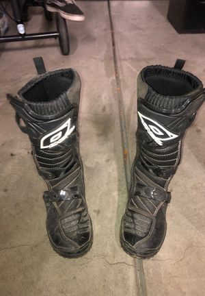 Mix boots and goggles for Sale in Redwood City, CA