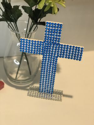 Studded Cross Home Decor for Sale in Port St. Lucie, FL
