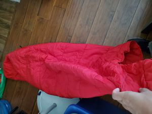 2 sleeping bags and 3 tents for Sale in Upland, CA