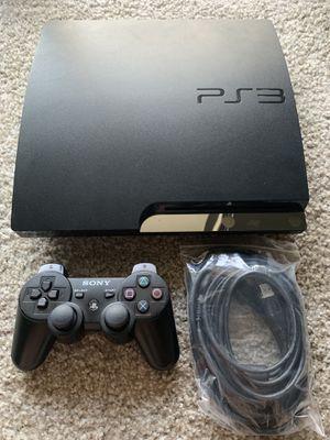 Sony PlayStation 3 PS3 Slim 160GB for Sale in Scottsdale, AZ
